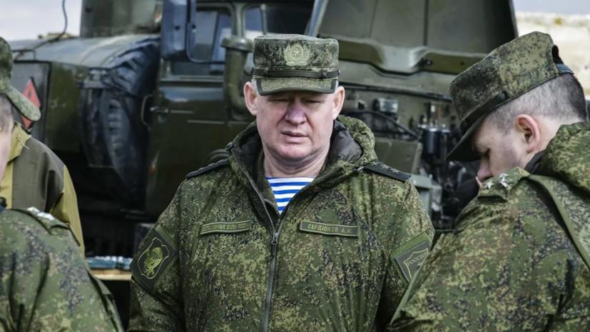 Командующий ВДВ ВС России прибыл в Белоруссию для участия в учениях