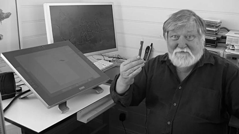 Умер работавший над «Чужим» и «Назад в будущее» художник Рон Кобб