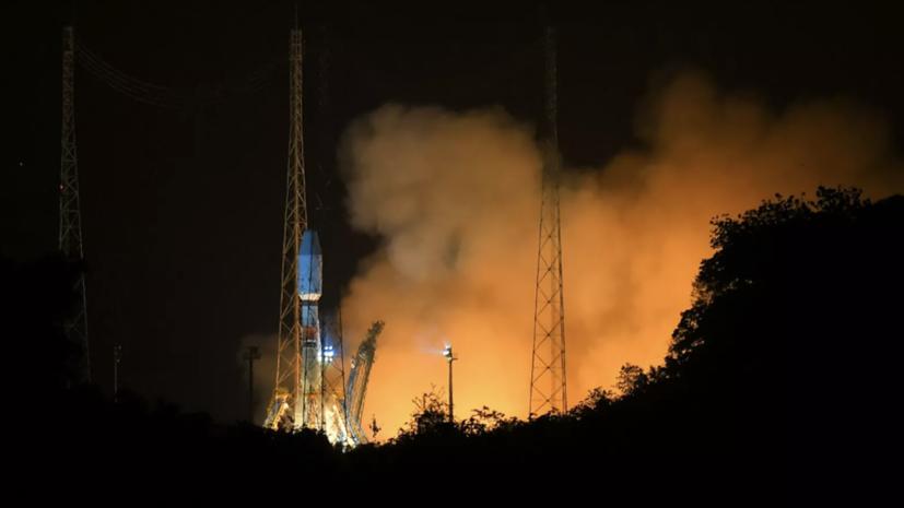 В «Роскосмосе» рассказали о пуске «Союза» с космодрома Куру в ноябре