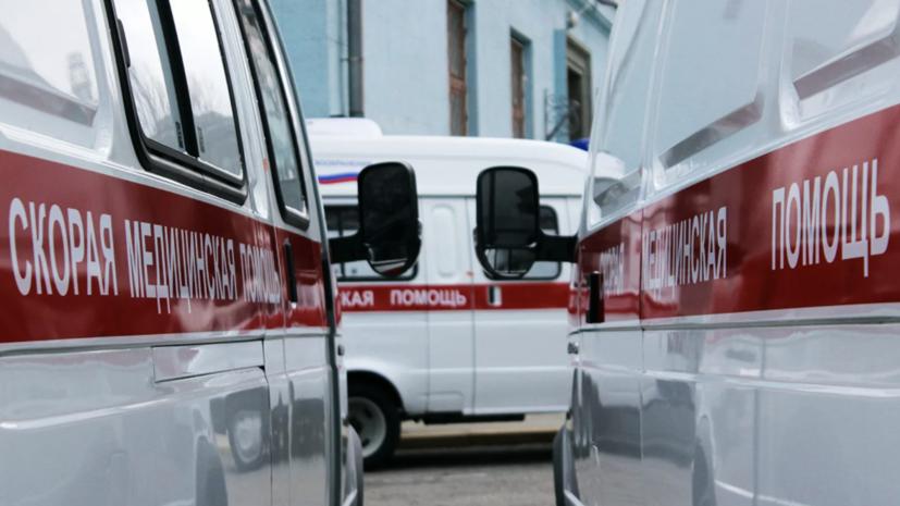 В Тамбовской области три человека погибли в ДТП