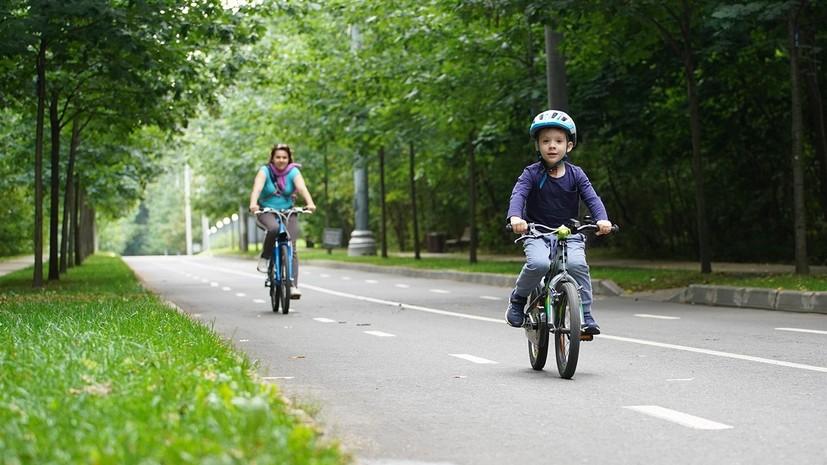 Столичные парки снизят цены на аренду велосипедов и самокатов 22 сентября