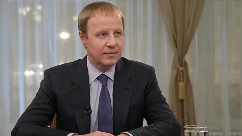 Заболевший COVID-19 губернатор Алтайского края чувствует себя хорошо