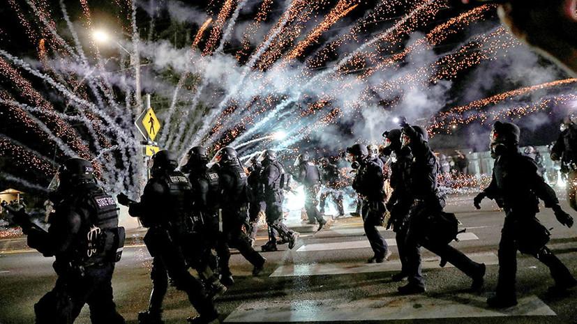 Затратное бездействие: к чему может привести обвинение Минюстом США Нью-Йорка, Сиэтла и Портленда в потворстве анархии