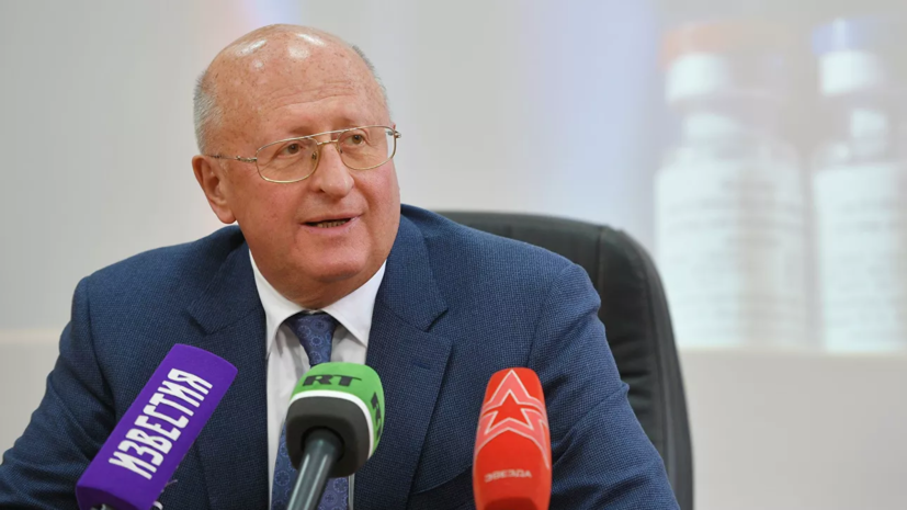 Гинцбург назвал сроки окончания циркуляции коронавируса в России