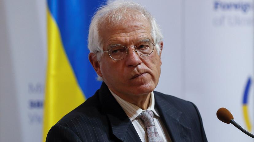 Глава Минобороны Украины пожаловался ЕС на учения «Кавказ-2020»