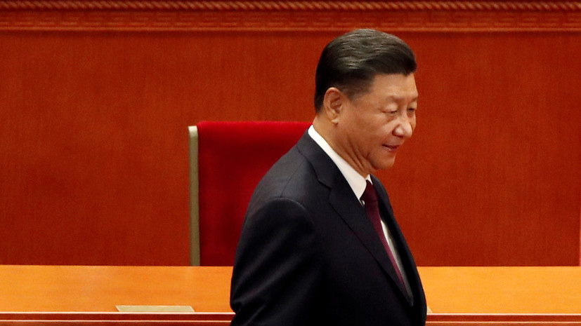 Си Цзиньпин: любые попытки политизации COVID-19 должны отвергаться