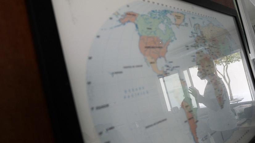 В Бразилии за сутки выявили более 33 тысяч случаев коронавируса