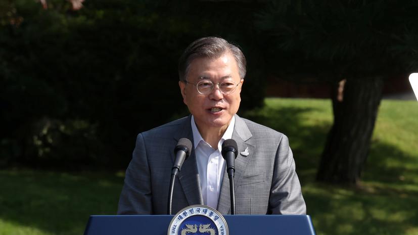 Южная Корея попросила помощи ООН в официальном окончании войны с КНДР