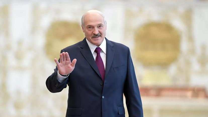 Лукашенко заявило провале«цветной революции» в Белоруссии