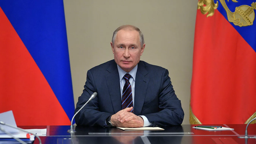 Путин: пенсии в России проиндексируют на 6,3% в 2021 году