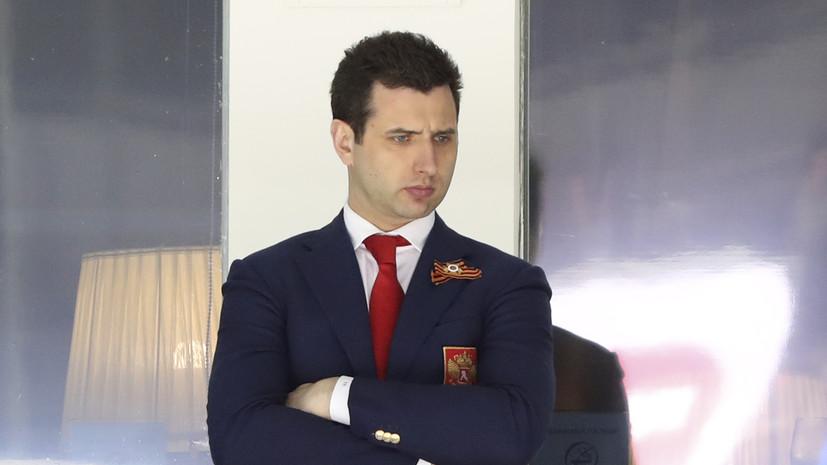 СМИ: Ротенберг войдёт в тренерский штаб СКА на матч КХЛ с «Сибирью»
