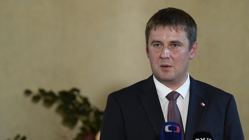 Глава МИД Чехии прокомментировал инаугурацию Лукашенко