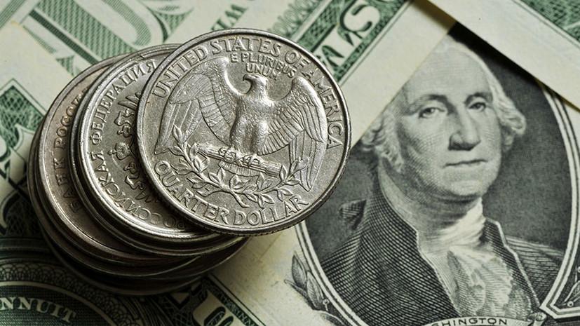 Курс доллара поднялся выше 77 рублей
