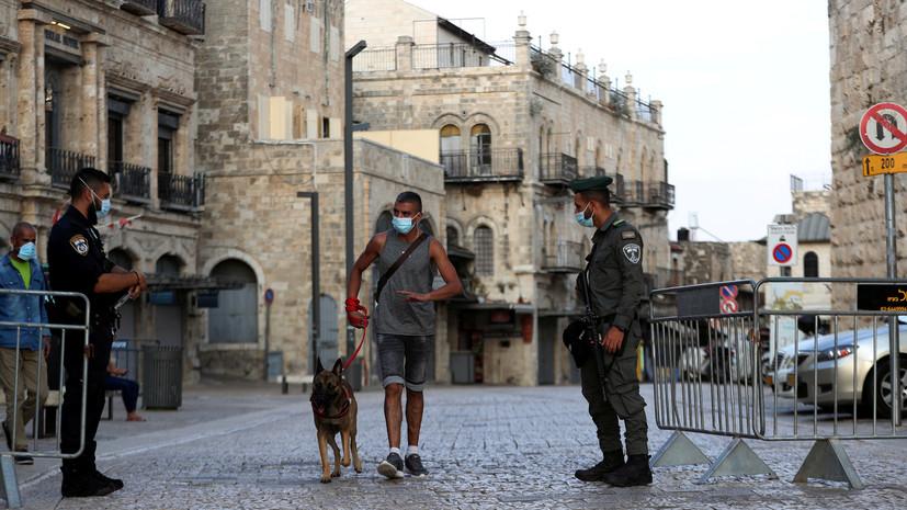 В Израиле на две недели вводят полный карантин из-за COVID-19