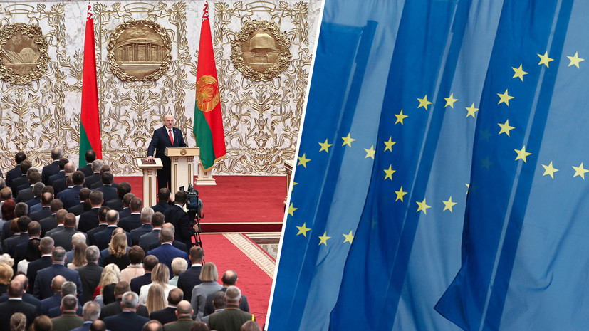 Почему страны Европы отказались признать Лукашенко президентом Белоруссии