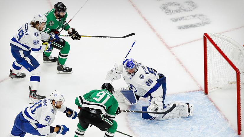 Канадский журналист раскритиковал Радулова за игру в матче с «Тампой»