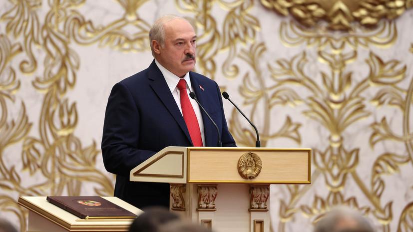 «Тайная» инаугурация Лукашенко: мнения (окончание)