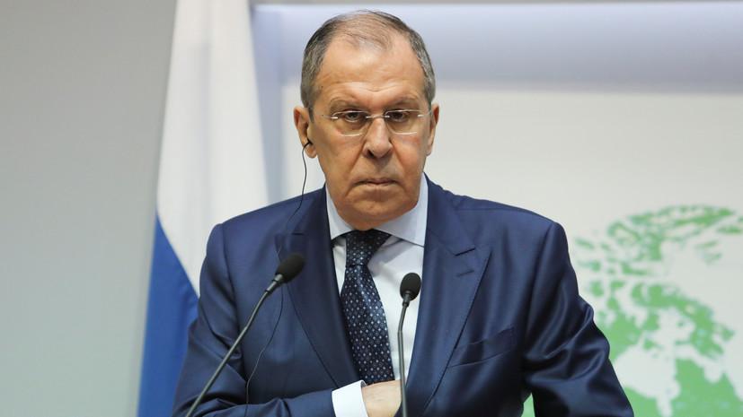 Лавров назвал несправедливыми нападки на систему ООН