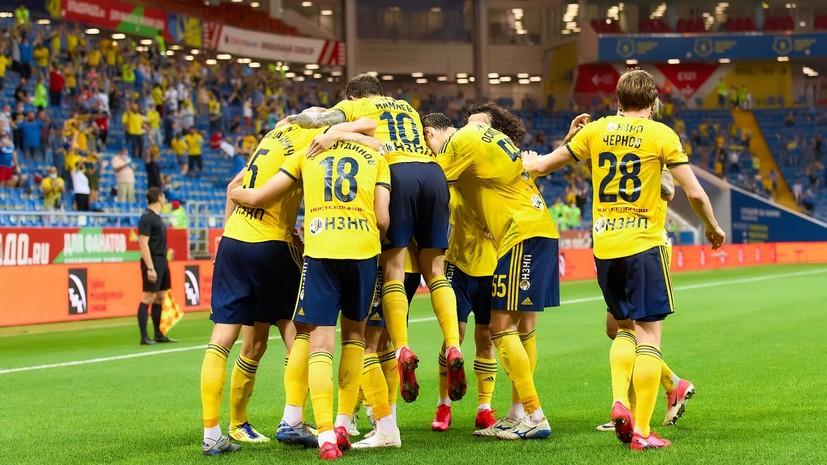 Ерёменко и Ионов сыграют за «Ростов» с первых минут в матче ЛЕ против «Маккаби»