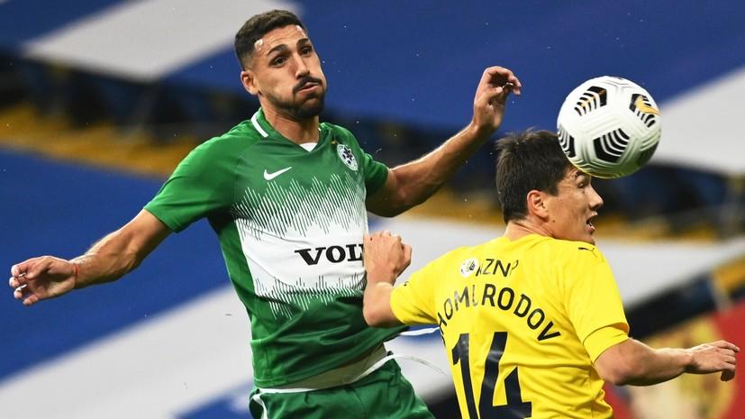 Первый гол Шомуродова в 16 матчах и удаление Глебова: как «Ростов» проиграл «Маккаби» и вылетел из Лиги Европы