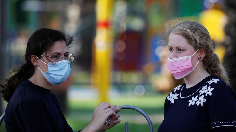 Число выявленных случаев коронавируса в мире превысило 32 млн