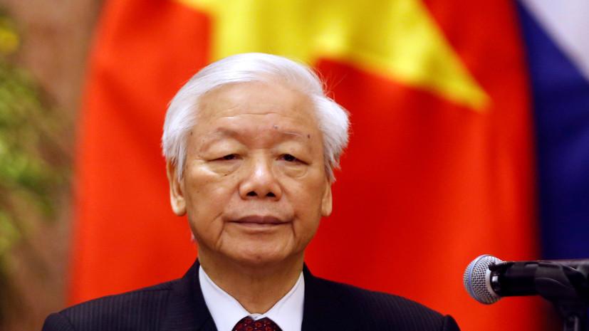 Вьетнам в Генассамблее ООН выступил за отмену односторонних санкций