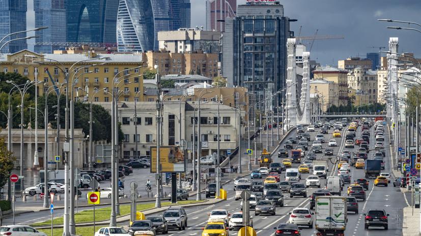 В Москве 25 сентября ожидается до +24 °С