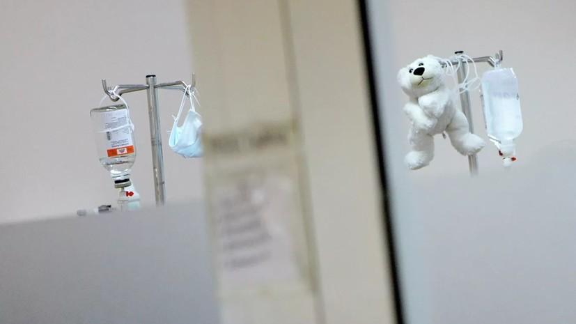 Всех отравившихся в бассейне Петербурга детей выписали из больницы