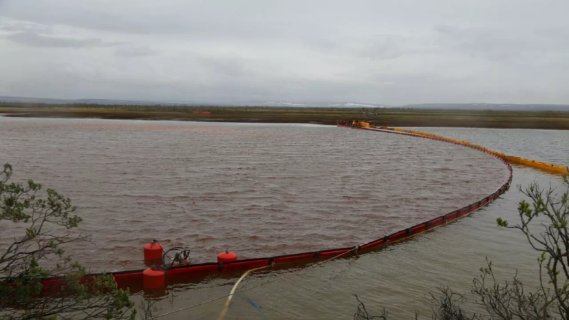 Названы сроки восстановления водной экосистемы после ЧП в Норильске