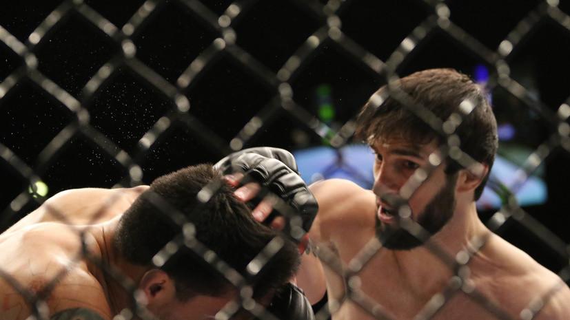 Тухугов не знал о существовании Даводу, пока UFC не свёл бойцов