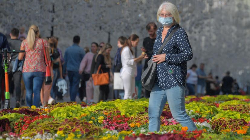 С 28 сентября: Собянин призвал пожилых москвичей оставаться дома из-за COVID-19