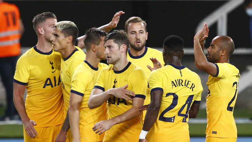 «Тоттенхэм» прошёл в 1/8 финала Кубка лиги после заражения соперников коронавирусом