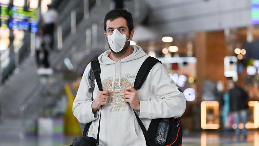 Роспотребнадзор назвал пять правил защиты от коронавируса и ОРВИ