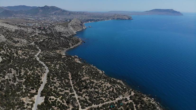 В Крыму рассказали о планах строительства опреснительной установки
