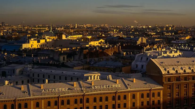 Главный синоптик Петербурга прокомментировал бабье лето в городе