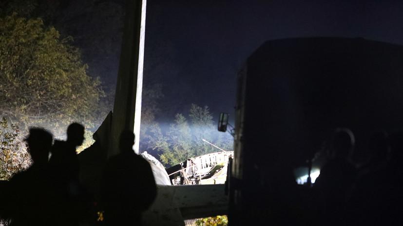 Власти рассказали о сообщении от пилота Ан-26 об отказе двигателя