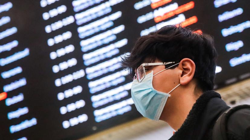 Выполнен первый после возобновления авиарейс из Москвы в Бишкек