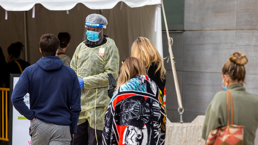 Число случаев коронавируса в Канаде достигло 150 456