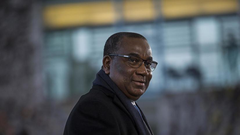 Правительство Того подало в отставку