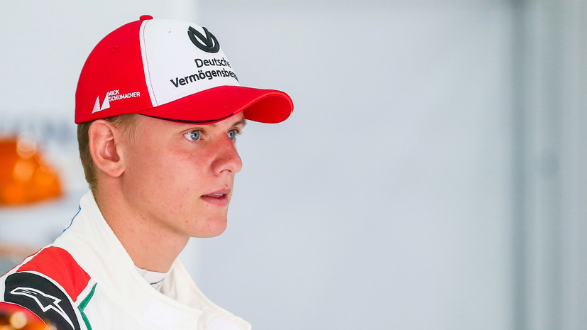Шумахер выиграл первую гонку «Формулы-2» в Сочи, Мазепин — седьмой