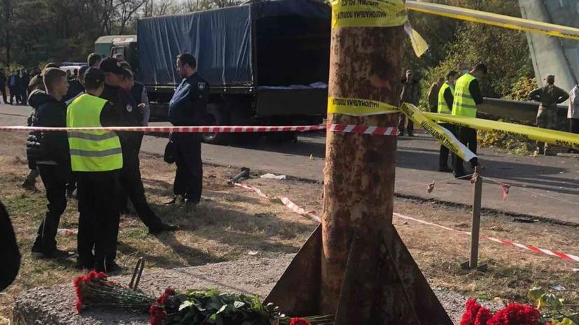 ГСЧС: обнаружены тела 25 погибших при крушении Ан-26 под Харьковом