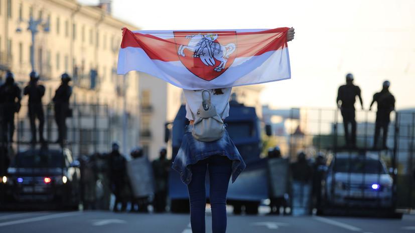 Глава МИД Белоруссии заявил об обратном эффекте санкций против страны