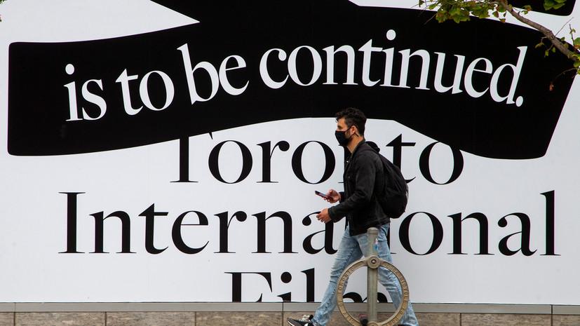 В Канаде за сутки выявили 1215 случаев заболевания коронавирусом