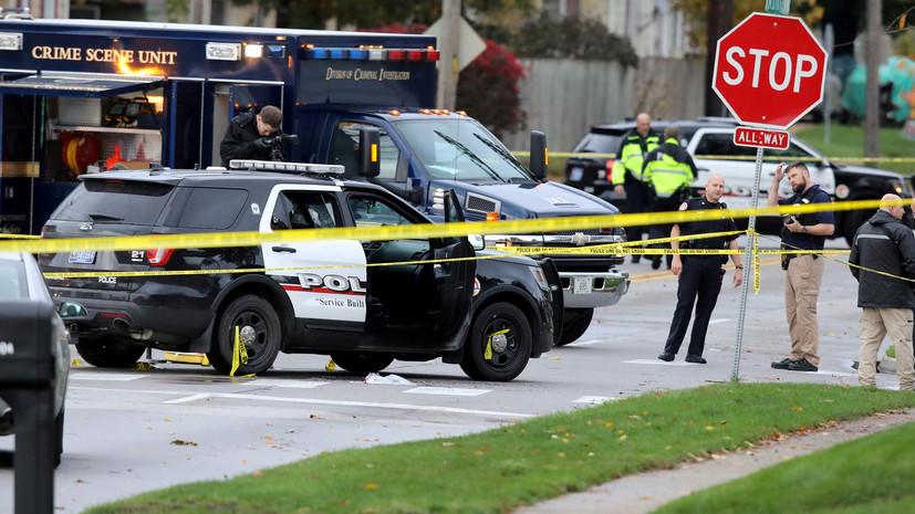 В США в штате Айова при перестрелке убит один человек