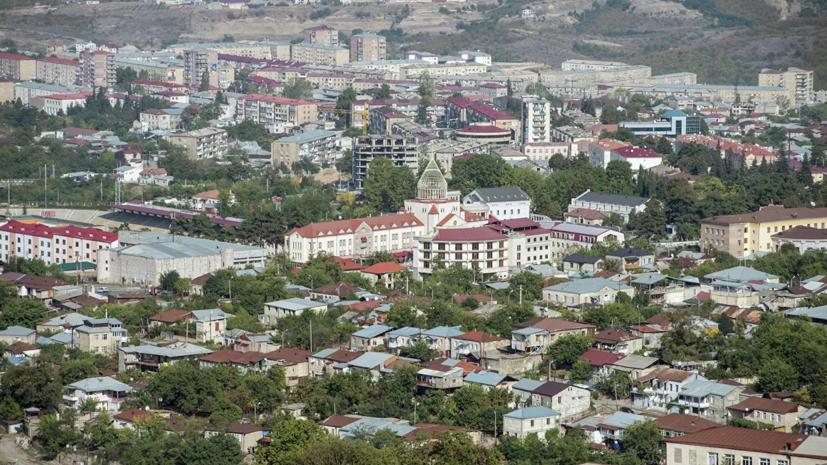 Россия призвала стороны конфликта в Нагорном Карабахе прекратить огонь