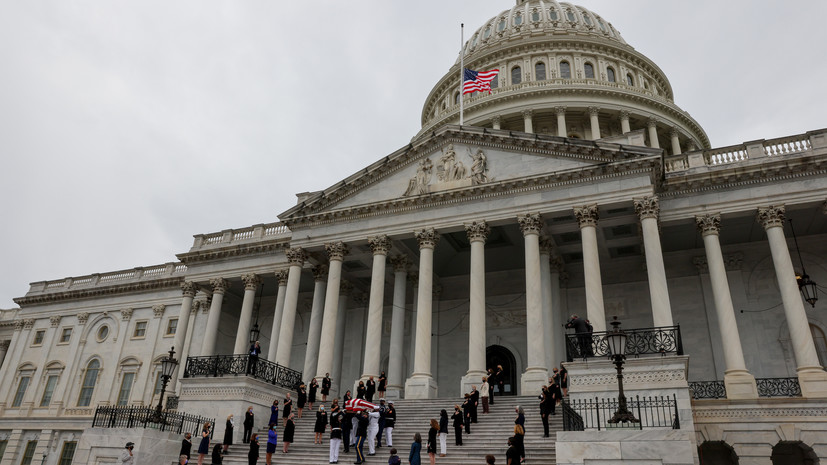«В пользу консервативного крыла»: как назначение верховного судьи США может повлиять на итоги президентских выборов