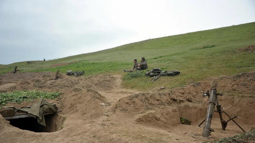Турция заявила о поддержке Азербайджана в нагорно-карабахском конфликте