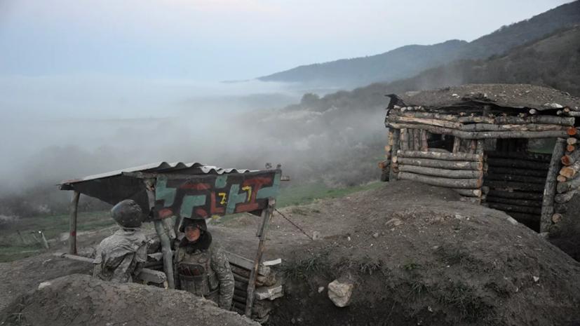 Глава Евросовета призвал прекратить конфликт в Нагорном Карабахе