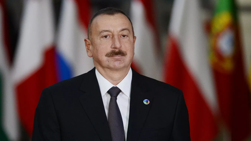 Президент Азербайджана провёл заседание Совбеза