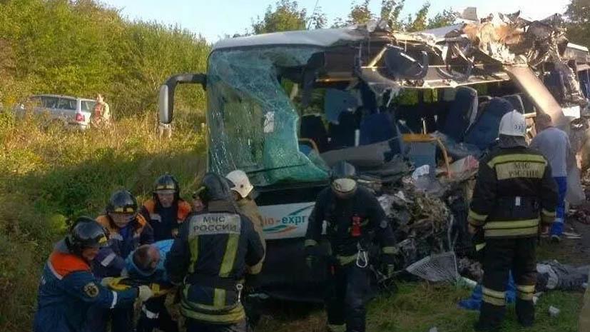 Число пострадавших в ДТП в Калининградской области возросло до 14